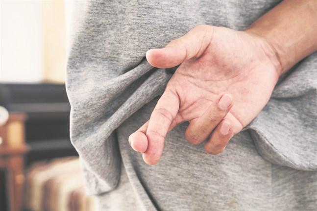 Avlägger du nyårslöften med korsade fingrar eller klarar du av att hålla dem? Svara på vår undersökning.