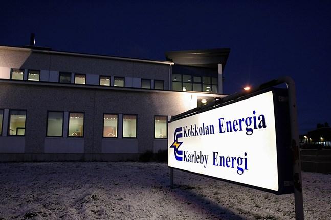 Karleby Energis vd Mikko Rintamäki säger att flera faktorer bidrog till att år 2020 blev tufft.