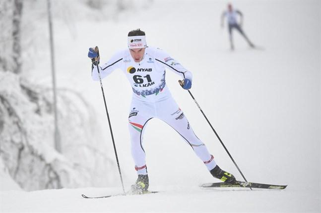 Johan Häggström.