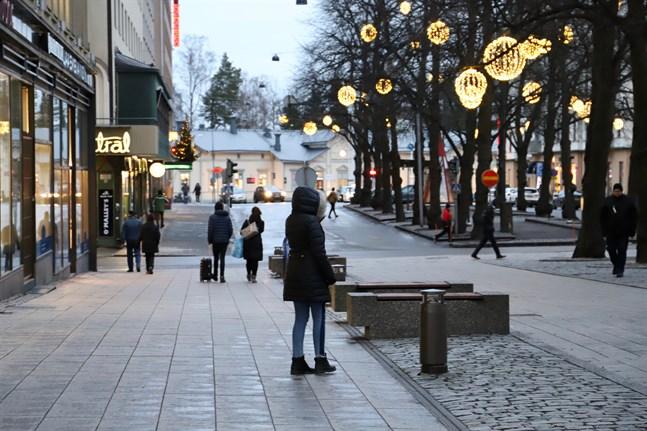 Än har inte många ryska turister hittat sin väg till Vasa, men så småningom blir de fler.