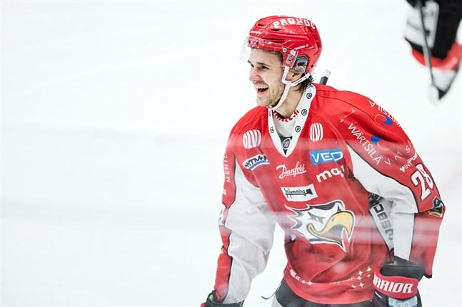 Victor Westermarck satte sitt första mål för säsongen med en stilig soloprestation.