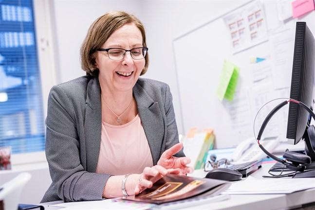 Ännu vet nya MI-rektorn Åsa Nyberg-Sundqvist inte om det blir någon MI-kurs för henne i år.  Men motion ska i alla fall prioriteras mer, nu då hon slipper pendla uppemot tre timmar per vardag.