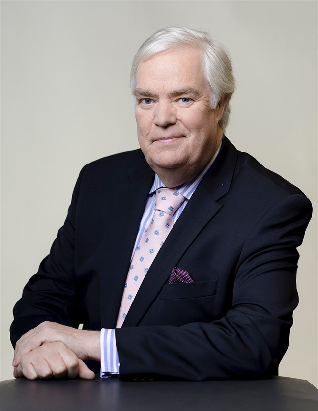 Kaj-Gustaf Bergh är ny styrelseordförande för Veritas pensionsförsäkring.
