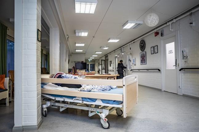 Sandbo vid Sandbacka vårdcenter i Kronoby har exponerats för corona.