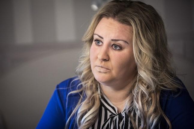 Heidi Mattssons vardag ställdes om när hon drabbades av en hjärtinfarkt, bara 34 år gammal.