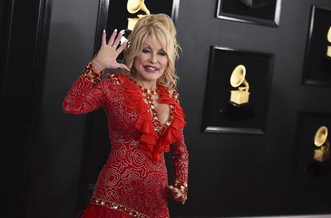 Dolly Parton har förberett sig inför att lämna jordelivet. Arkivbild.