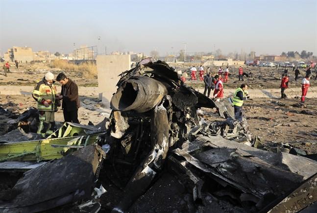 Iran erkänner att landets luftvärn av misstag sköt ned det ukrainska passagerarplanet tidigare. En förklaring som inte saknar rimlighet, säger Andreas Hörnedal, forskare vid FOI. Arkivbild.