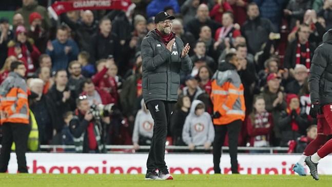 Får Jürgen Klopp skäl att le igen efter dagens möte med Tottenham?
