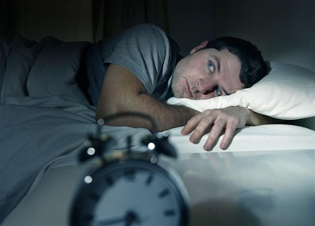 Det är inte alla förunnat att få en god natts sömn.
