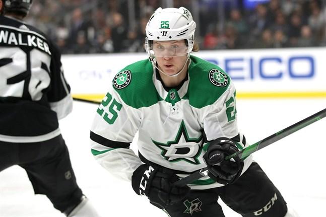 Lagledningen i Dallas Stars verkar gilla vad de sett av Joel Kiviranta i NHL.
