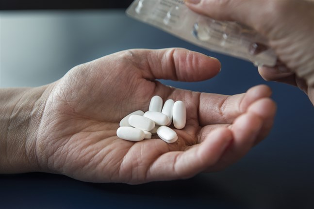 Nu ökar åter antalet förgiftningsfall med paracetamol.