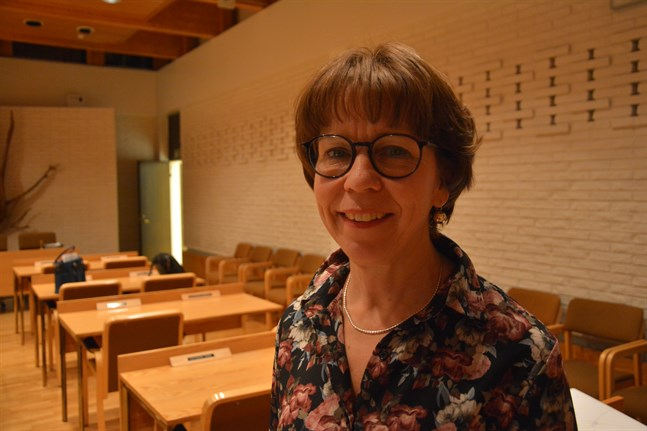 Ann Holm, planläggningsdirektör på Österbottens förbund är förvånad över Kristinestadspolitikernas agerande.