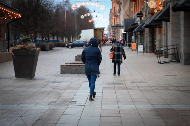 Vasabladet, Österbottens tidning och Syd-Österbotten lanserar en enkät om ensamhet.