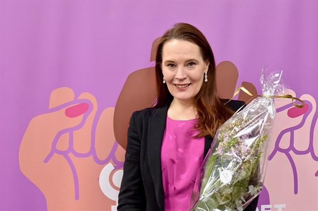 Anna Jungner-Nordgren ställer inte upp för omval som Svenska Kvinnoförbundets ordförande.