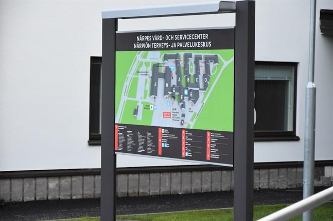 Nu görs förberedelser för att skaffa konst till Närpes vård- och servicecenter. En arbetsgrupp ska grunna på inköpen.
