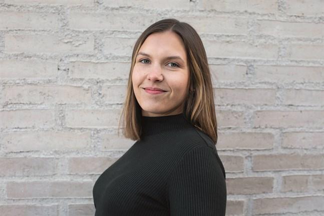 Sandra Mellberg har bott i Helsingfors sedan 2017 och det är även där hon kommer vara stationerad som hushållsrådgivare.