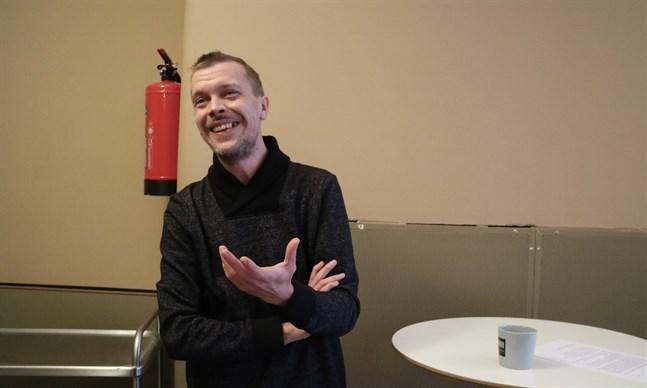 Juha Luukkonen ser fram emot att arbeta i Karleby.