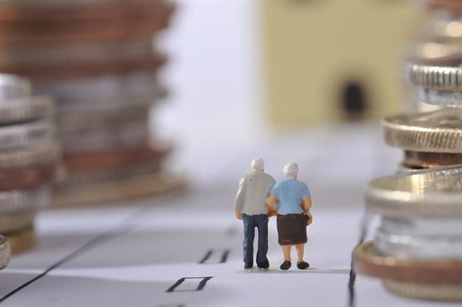 Det märks redan nu på Finlands ekonomi att vi har en åldrande befolkning.