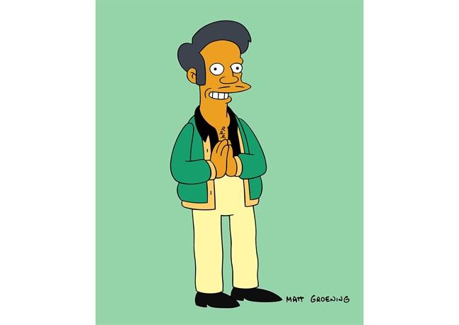 Apu tappar rösten efter beskyllningar om rasism. Arkivbild.