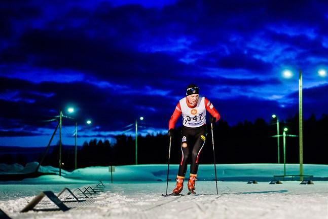 Riktigt så här vintriga förhållanden är det inte i Lappfors just  nu, men ÖID-mästerskapen ska gå att genomföra.