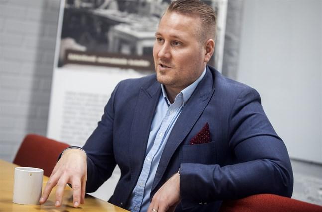 Woima Corporation ska växa kraftigt inom de kommande fem åren, säger Henri Kinnunen.