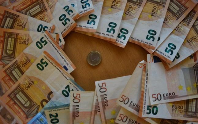 Exakt så här mycket fick Kaskö i statsandelar per invånare 2019: 1 191 euro.