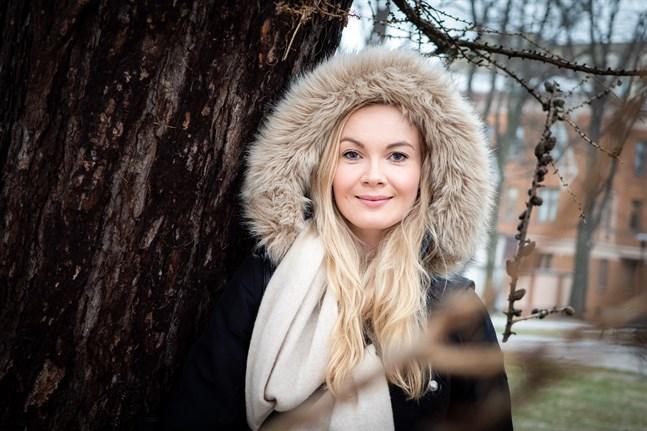 Niamh McKenna, som växte upp i Tyskland, har funnit sig väl tillrätta i Finland.