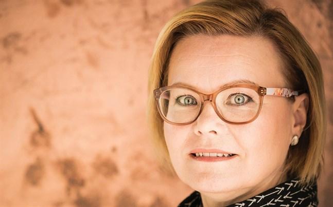 Hjärnforskaren Minna Huotilainen är årets utbildningspåverkare 2019.
