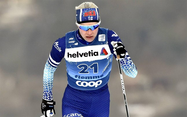 Anne Kyllönen var trea i sitt kvartsfinalheat och var därmed den finländare som var närmast en semifinalplats.