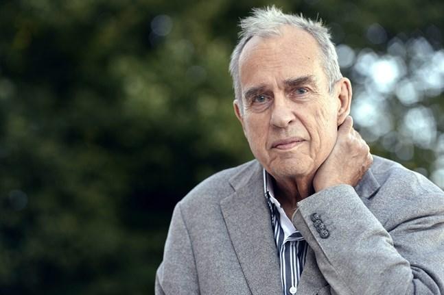 Jörn Donner avled den 30 januari.
