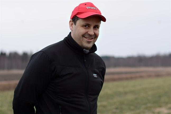 Johan Hertsbacka är ny ordförande för Närpes OK.