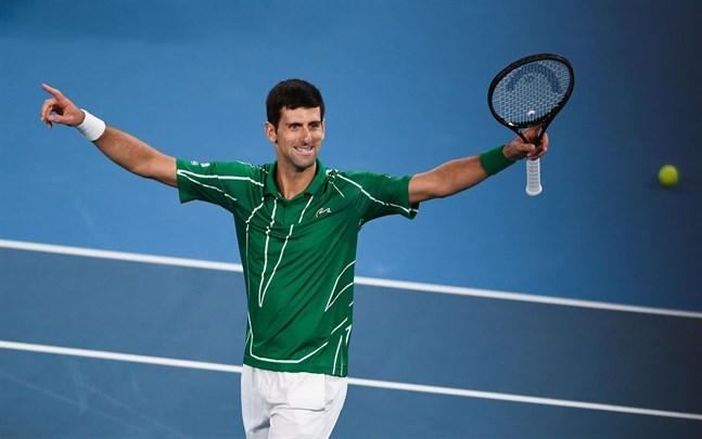 Novak Djokovic är kung i Melbourne.