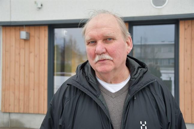Håkan Westermark fortsätter för två år framåt som ordförande för kyrkofullmäktige i Närpes församling.