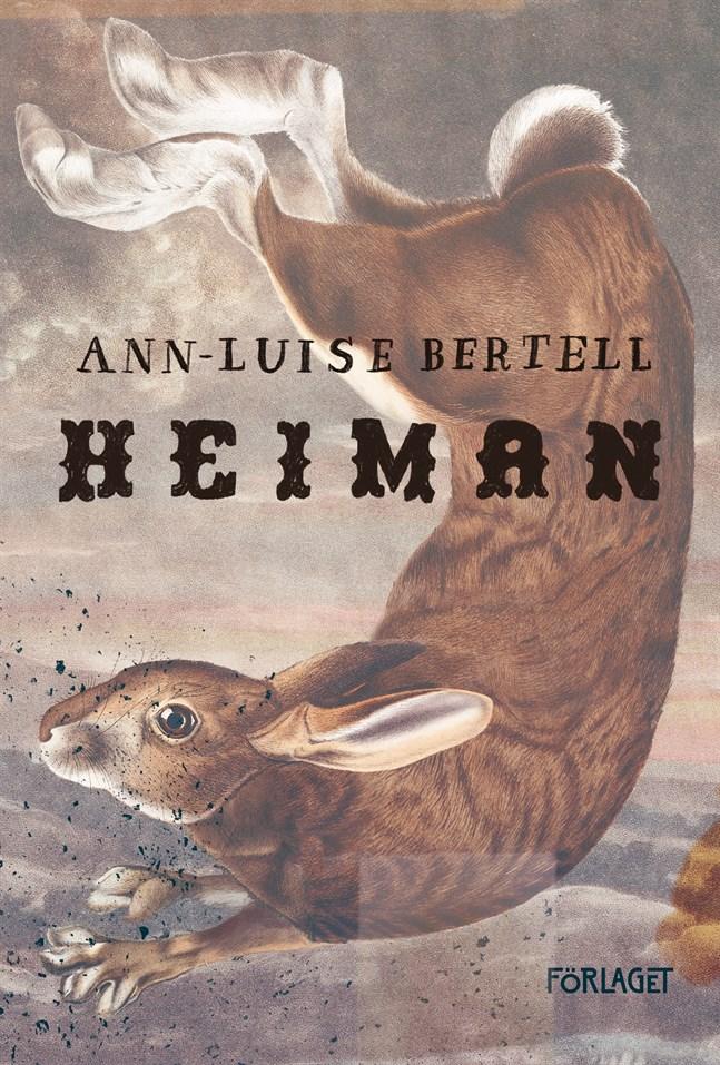 Omslaget till Ann-Luise Bertells bok