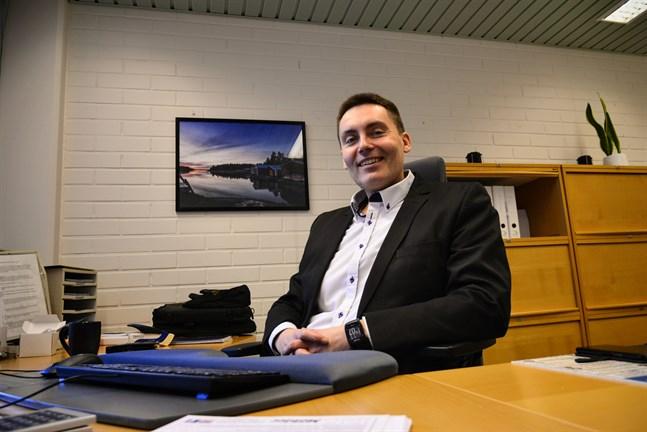 Sydösterbotten är har alla förutsättningar för framställning av biogas konstaterar Dynamo Närpes vd Stefan Malm.