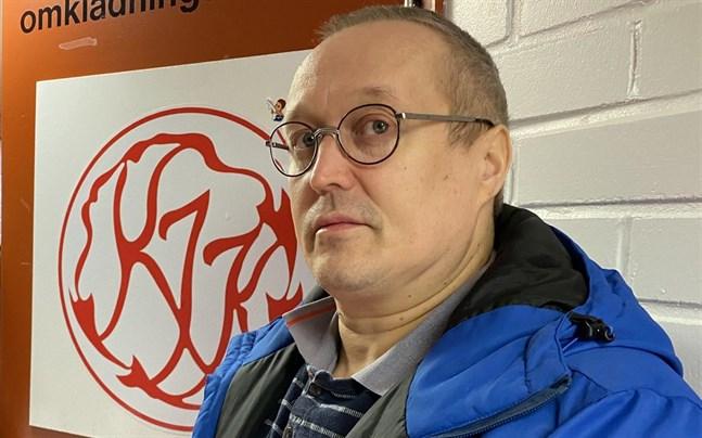 Michael Jokiranta är en av tre Sydösterbottningar som deltar i helgens veteran-FM.