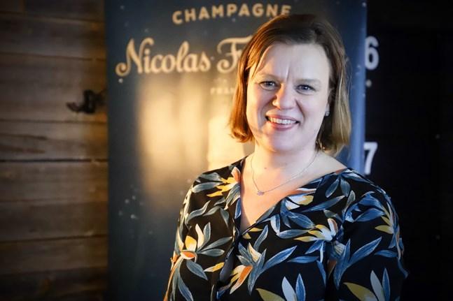 Susanna Kivikko är restaurangchef på Sokos Hotel Vaakuna som driver restaurang Venn i Vasa.