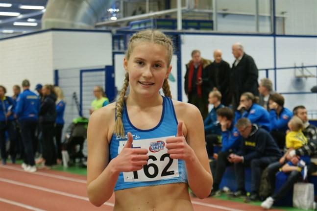 Nathalie Blomqvist.