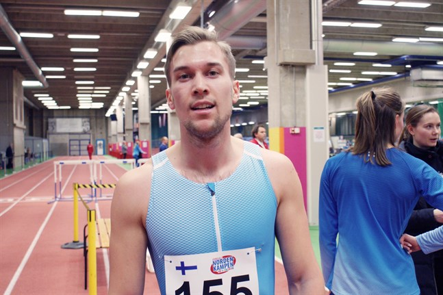 Filiph Johansson är i rekordform.