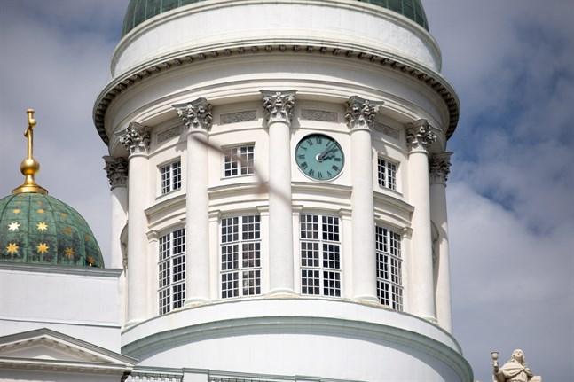 Tisdagen är stor valdag inom den Lutherska kyrkan i Finland.