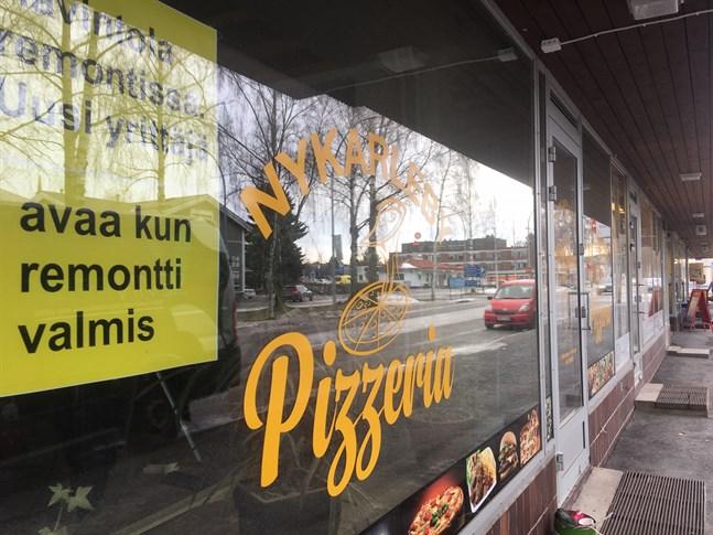 Bra läge, och en bra fastighetsaffär och en bra inställning till utlänningar avgjorde då Bilal Göz och hans familj beslöt att flytta till och satsa i en ny restaurang i Nykarleby.
