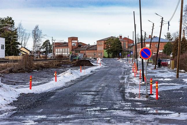 Fastigheten på Järnvägsgatan är såld.