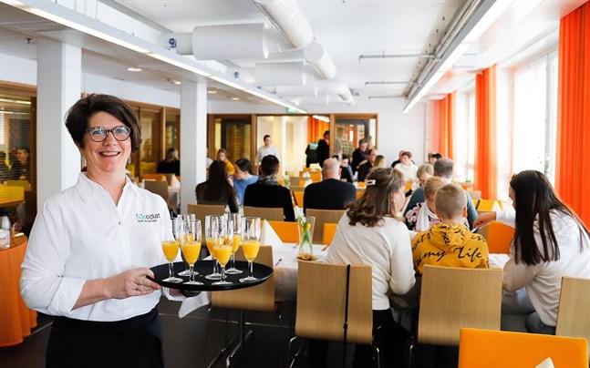 Anna Gripenberg är lärare på kockutbildningen på YA och kommer tillsammans med kockarna planera vad som säljs i matväg på pop up-tillfällena.