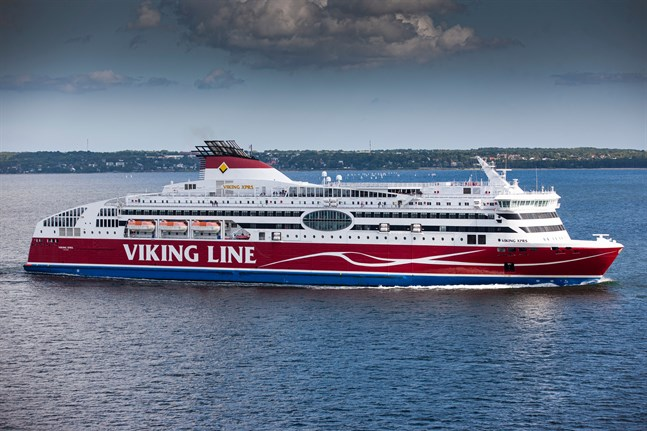 Viking XPRS kör som vanligt igen på söndag.