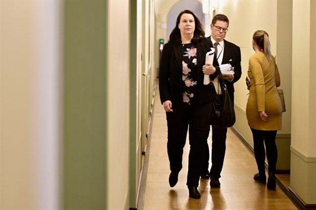 Grundlagsutskottets fortsätter att höra experter angående utrikesminister Pekka Haavistos (Gröna) agerande i samband med al-Hol-frågan.