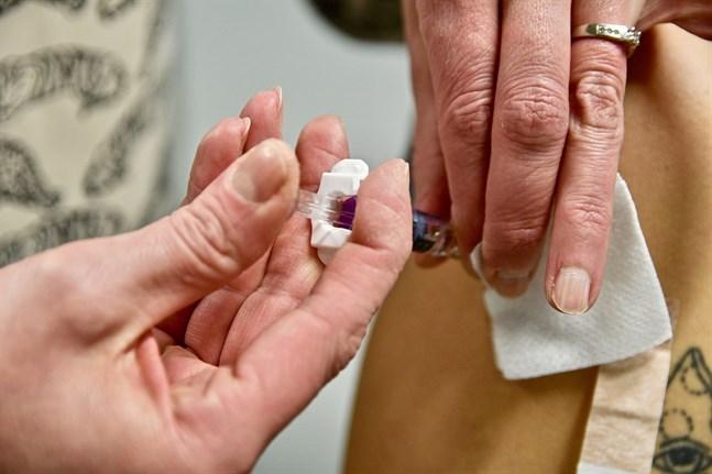 Enligt THL är vaccin viktigt för flockimmuniteten.