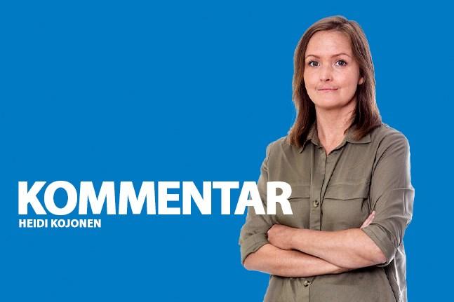 Heidi Kojonen.