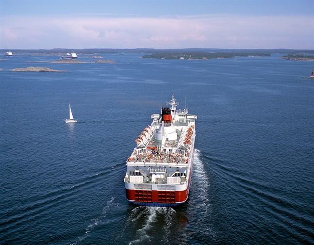 Viking Line vill vara föregångare i minskad miljöbelastning.