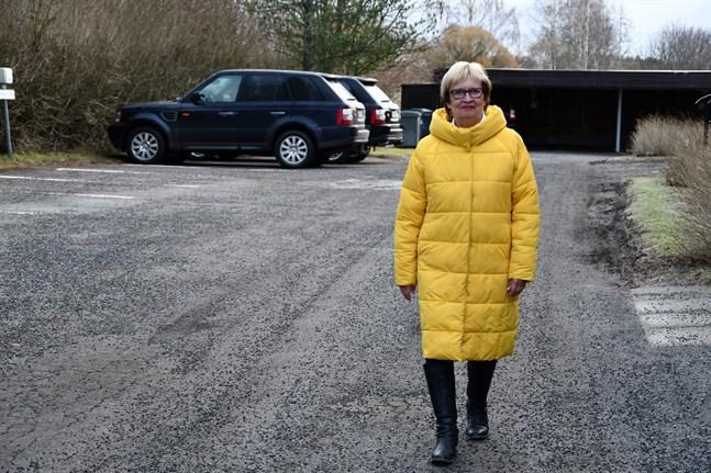 """Ulla-Maj Wideroos tar klivet in i kyrkans """"riksdag"""" med starkt stöd. Hon fick mest röster i Borgå stift."""
