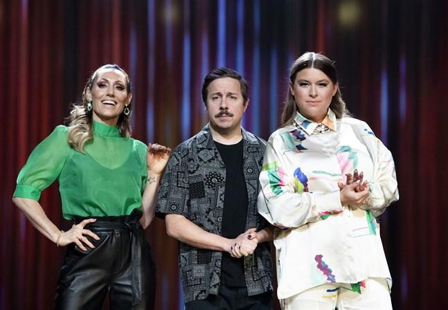 Lina Hedlund, David Sundin och Linnea Henriksson kommer att ha fullt upp i Melodifestivalens tredje deltävling.